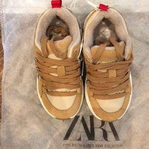 Zara Trainers/Sneakers Toddler NWT